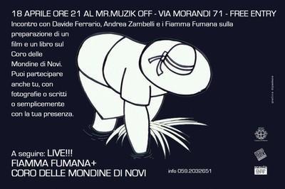 Mondine + Fiamma Fumana 2