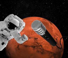 Cantautori su Marte