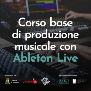 Corso base Ableton Live