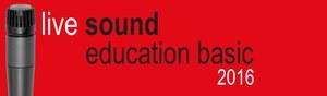 Corso base per tecnico audio