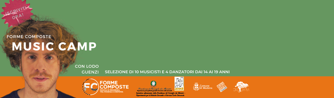 Forme Composte Junior - Music Camp