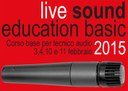 Live Sound Education Basic 2015
