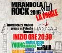 Love My Band ospite a Mirandola Rock 2016
