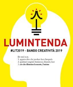 LUMINTENDA - LIT2019. Bando creatività