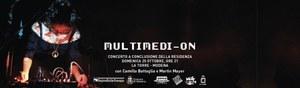 Multimedi-On. Domenica 25 ottobre, Modena - La Torre