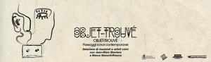 OBJET-TROUVE' Residenza artistica