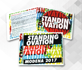 Standing Ovation Modena 2017: IL CD