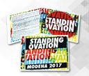 Standing Ovation Modena 2017: IL CD