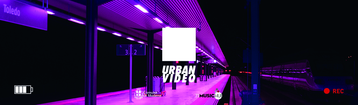 URBAN VIDEO 2019: corso di videomaking