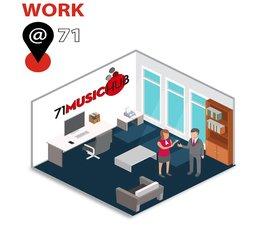 Work@71MusicHub - Assegnazione contributo