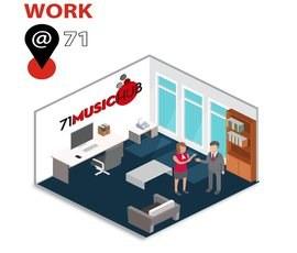 Work@71MusicHub